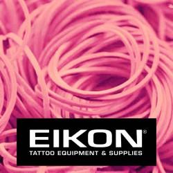 Elastici Eikon Bright Pink1000 pz