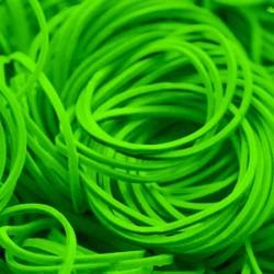 Elastici Pro Tat Bright Green 100 pz