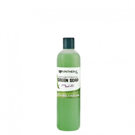 sapone tatuaggio green soap panthera 500 ml
