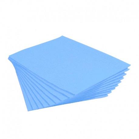 tovaglietta politenata assorbente azzurro