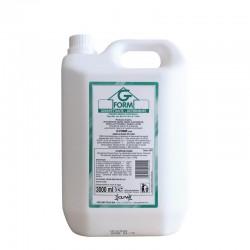liquido pavimenti disinfettante tatuaggio g form 3 litri