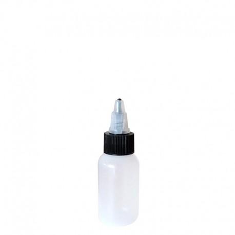 bottiglia plastica twist top tatuaggio 30 ml
