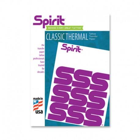 carta ectografica copiativa spirit tattoo stencil stampante termo copiatrice 100 fogli