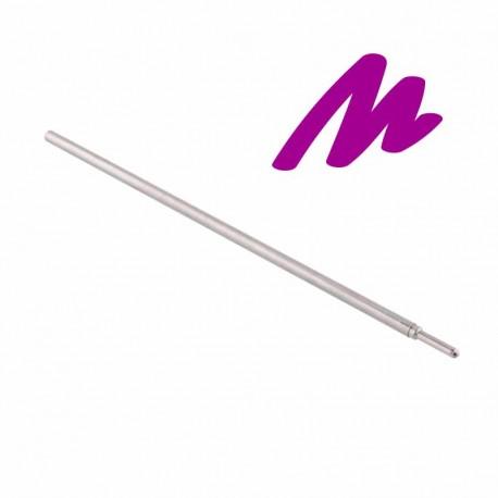 mina ricambio refill penna colore viola