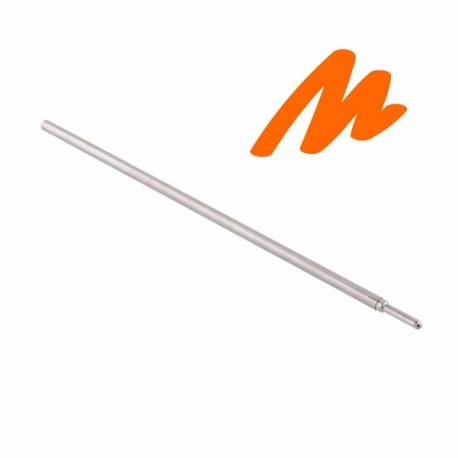 mina ricambio refill penna colore arancione