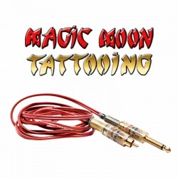 Cavo RCA Magic Moon Red