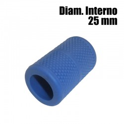 Copri Grip in silicone blue – 25 mm