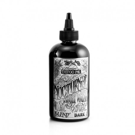 Nocturnal Ink – Gray Wash Dark