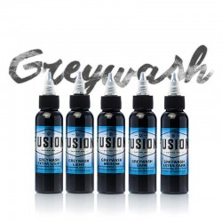 Fusion Ink Greywash Set 5 x 60 ml