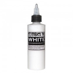 Silverback Ink White – 120 ml