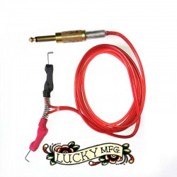 Cavo Clipcord Lucky Supply - Rosso
