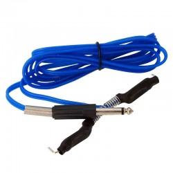Cavo Clipcord in silicone – col. Blue
