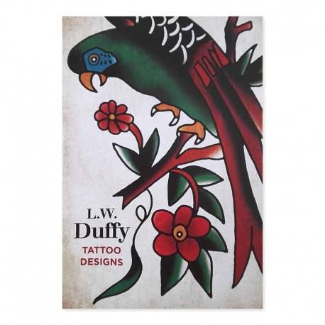 libro tatuaggio L W Duffy Tattoo Designs Maciste Iron
