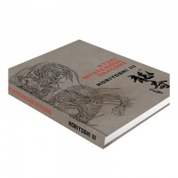 libro tatuaggio ryuki mysterious dragons tattoo book