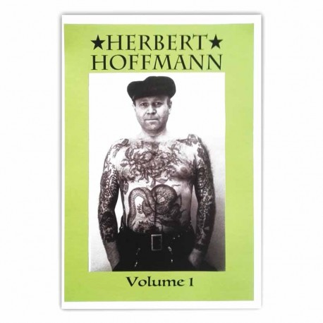 libro tatuaggio herbert hoffmann volume 1 tattoo book