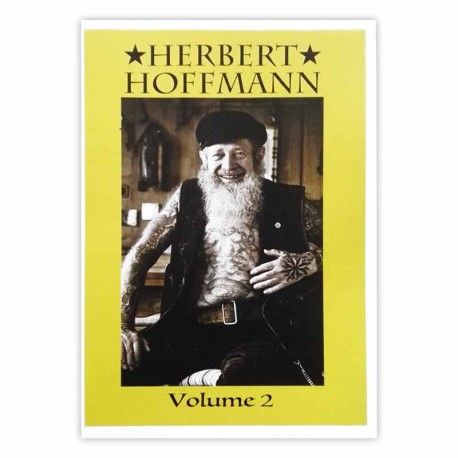 libro tatuaggio herbert hoffmann volume 2 tattoo book
