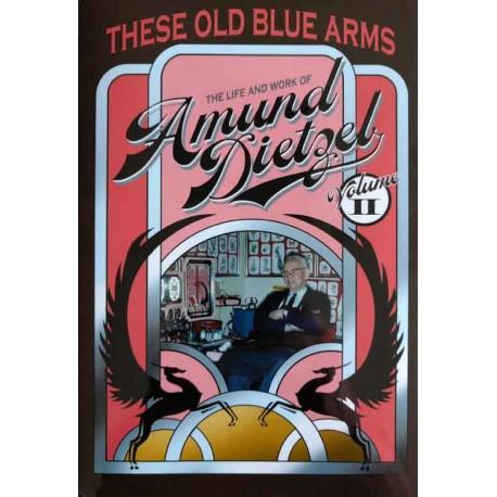 libro tatuaggio these old blue arms volume 2 amund dietzel tattoo book