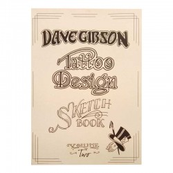 Tattoo Designs Volume 2 by Dave Gibson