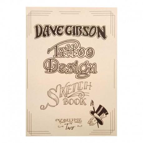 libro tatuaggio tattoo designs volume 2 dave gibson tattoo book