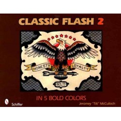 "Classic Flash in 5 Bold Colors 2 by Jeromey ""Tilt"" McCulloch"