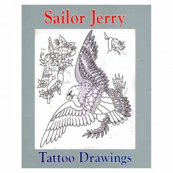 Sailor Jerry tattoo Drawings by Sailor Jerrry