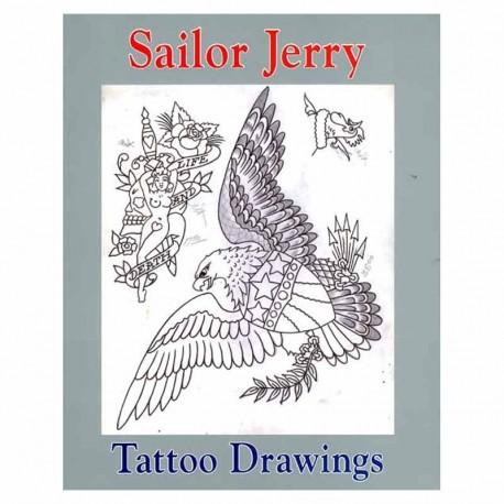 libro tatuaggio sailor jerry tattoo drawings tattoo book