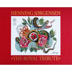 Henning Jǿrgensen - The Royal Tribute - Tattoo Life