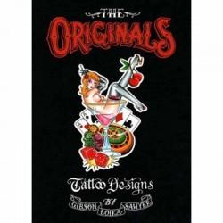 The Originals - Tattoo Designs - Tattoo Life - Gibson, Loika, Sawyer