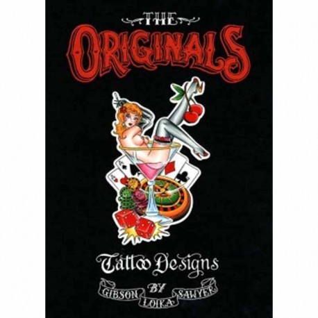 libro tatuaggio the originals tattoo designs gibson loika sawyer book