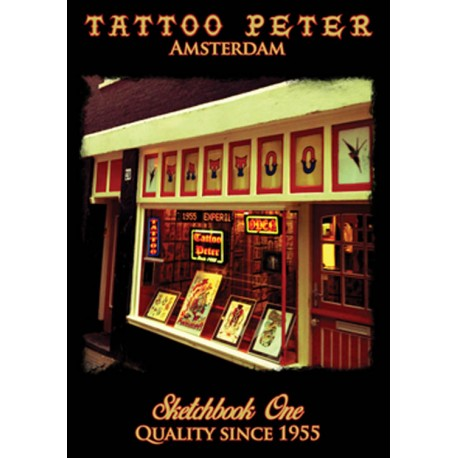libro tatuaggio tattoo peter sketchbook volume 1 tattoo book