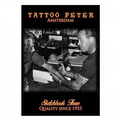 libro tatuaggio tattoo peter sketchbook volume 3 tattoo book