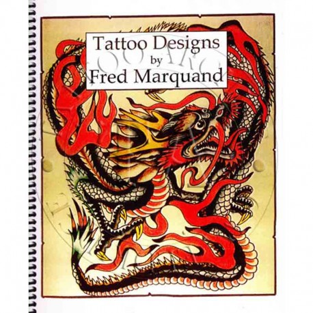 libro tatuaggio tattoo designs fred marquand tattoo book