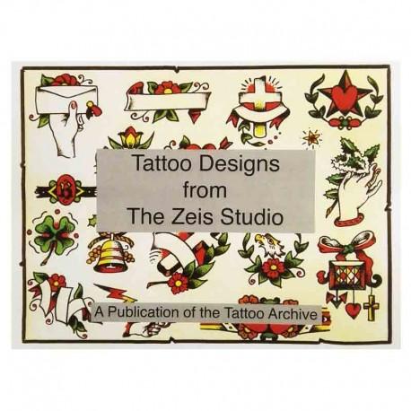 libro tatuaggio tattoo designs from the zeis studio book