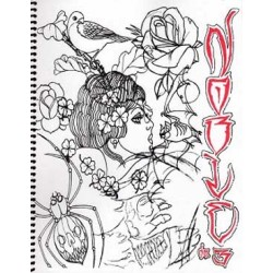 libro tatuaggio sketchbook volume 3 todd noble tattoo book