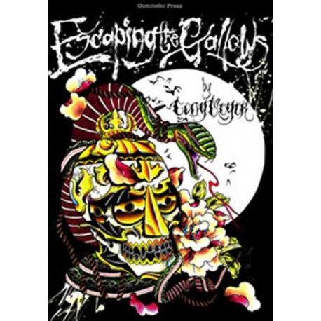 libro tatuaggio escaping the gallows cody meyer tattoo book