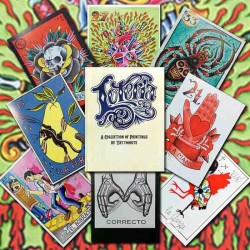libro tatuaggio loteria various artists tattoo book