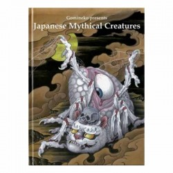 Japanese Mythical Creatures - Gomineko Press
