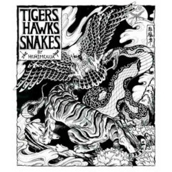 Tigers, Hawks & Snakes by Jack Mosher (Horimouja)