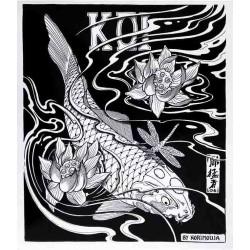 Koi by Jack Mosher (Horimouja)
