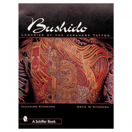 libro tatuaggio bushido takahiro kitamura tattoo book