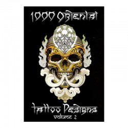 1000 Oriental Tattoo Designs - Vol.2 - Tattoo Life - Tas, Jondix, Rinzing