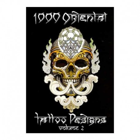 libro tatuaggio 1000 oriental tattoo designs tas jondix rinzing tattoo book