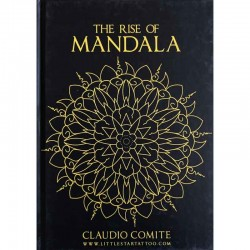 libro tatuaggio the rise of mandala claudio comite tattoo book