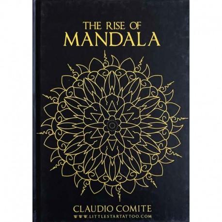 libro tatuaggio the rise of mandala claudio comite tattoo book