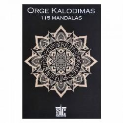 115 Mandalas by Orge Kalodimas