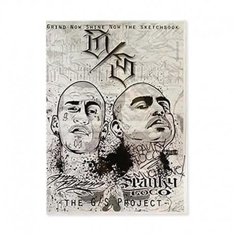 libro tatuaggio grind now shine now mr flaks spanky loco tattoo book
