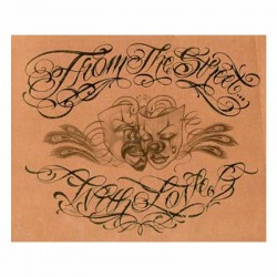libro tatuaggio from the streets with love boog tattoo book