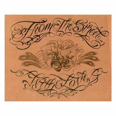 libro tatuaggio from the streets with love boog tattoo book