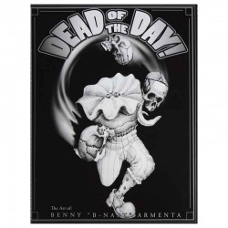 libro tatuaggio dead of the day benny b nast armenta tattoo book