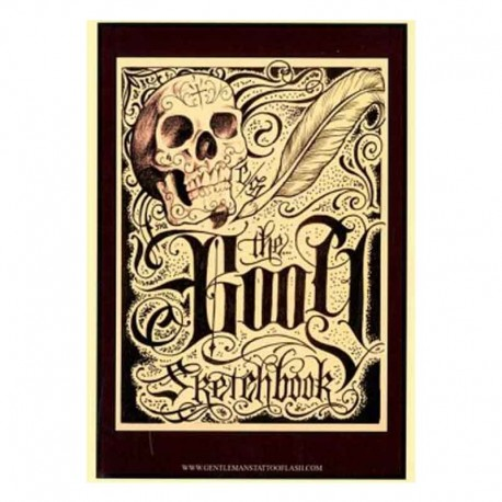 libro tatuaggio the boog sketchbook tattoo book